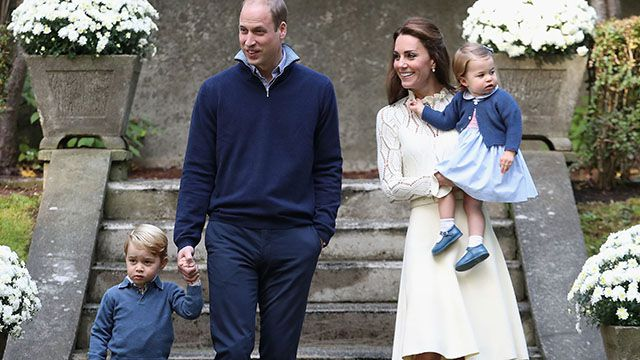 In pictures: The Royals tour Canada