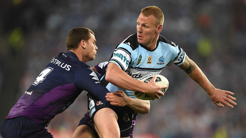Lewis beats Fifita for Clive Churchill