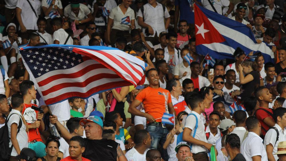 US wins historic soccer match vs Cuba