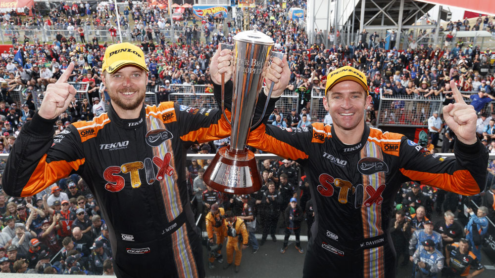 Bathurst: Davison the new 'King of the Mountain'