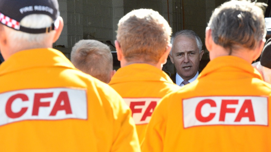 Victorian career firefighters are set to receive a slew of pay bonuses. (AAP)