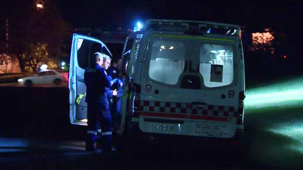 Man found stabbed on Sydney street