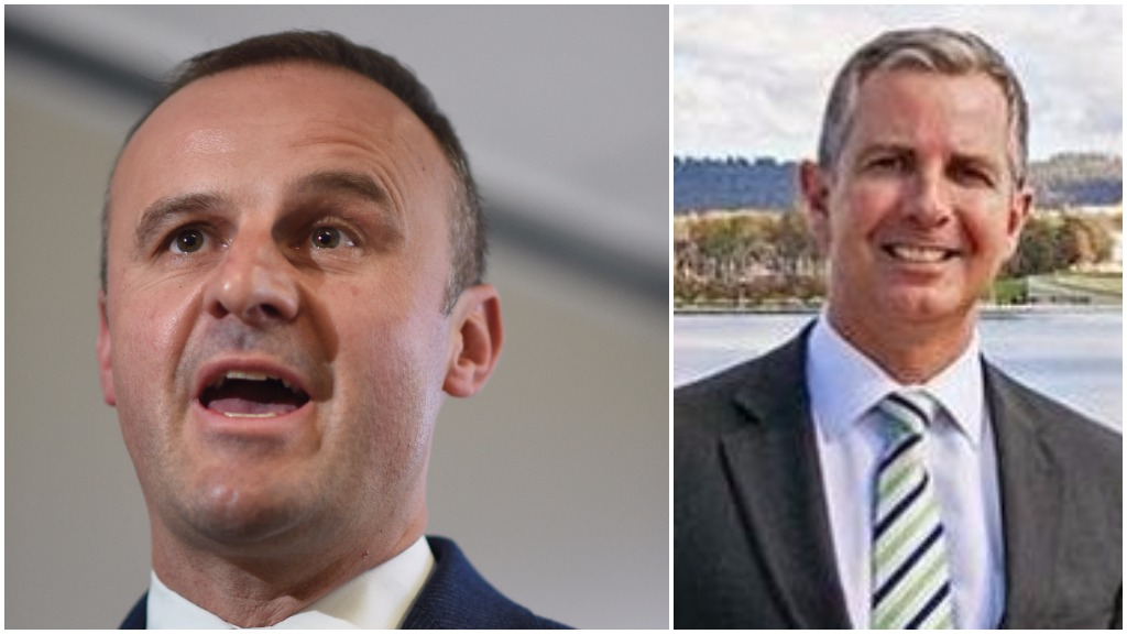 ACT Election: Chief Minister Andrew Barr says hung parliament likely