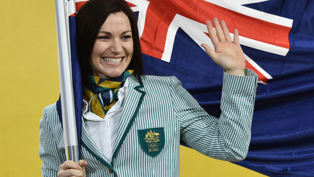 Anna Meares.(AAP)