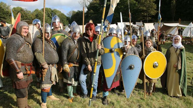 Battle of Hastings relived on its 950th anniversary