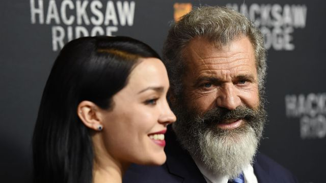 In pictures: Mel Gibson steps out for 'Hacksaw Ridge' premiere in Sydney