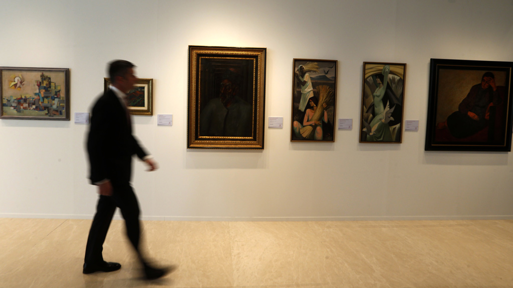 Auction house Christie's to offer more 'realistic' prices