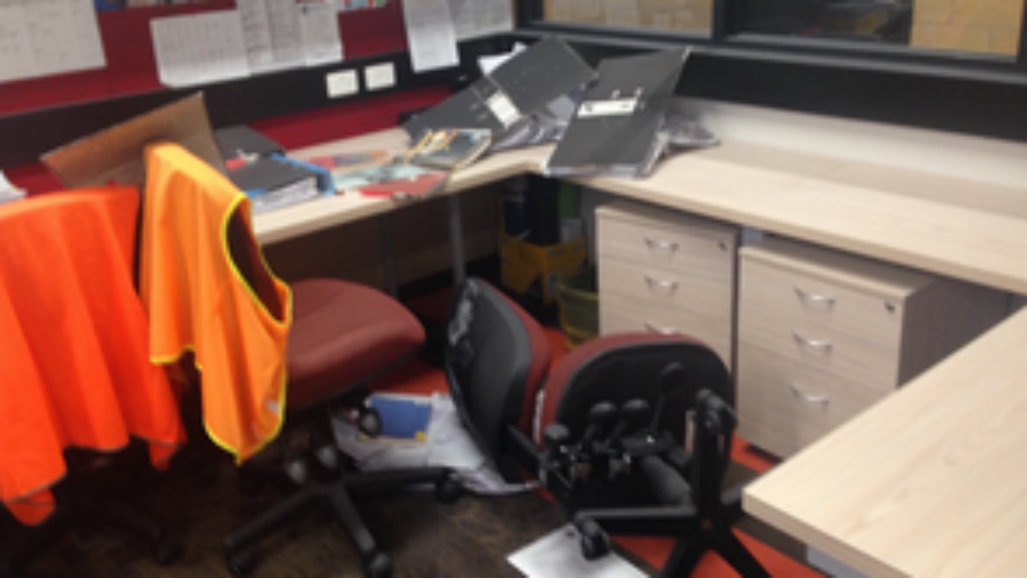 Four boys charged after newly redeveloped school was trashed in Western Australia