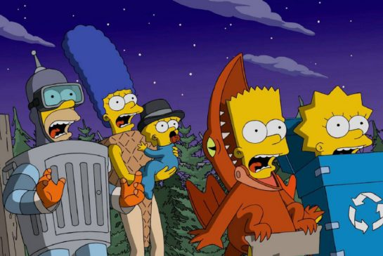 'The Simpsons' marks 600th episode with Halloween special