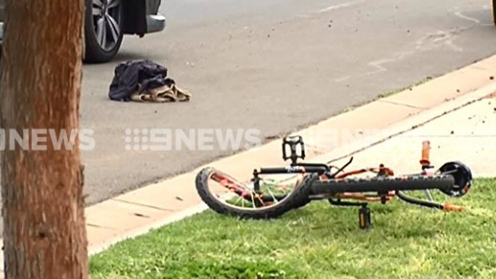 Schoolboy injured after being hit by car in Melbourne's west