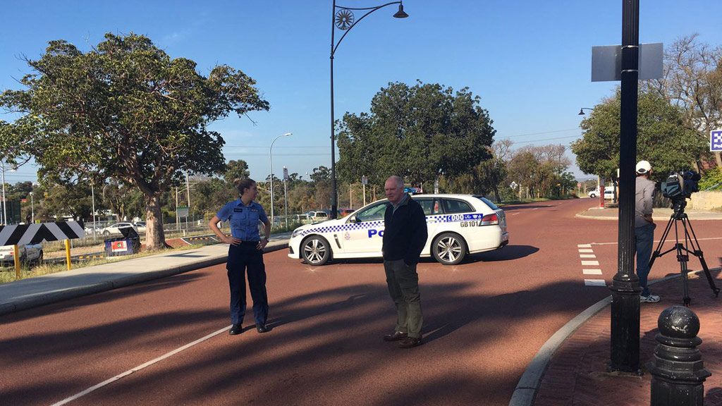 Woman shot by suspected firearm in Bayswater, in Perth's north-east