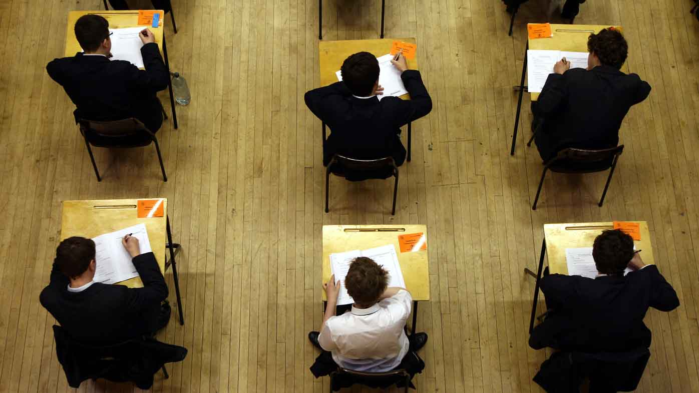 Why I'm sitting an exam for a Year 12 subject I never took