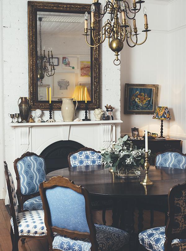 Inside interior designer anna spiro 39 s charming brisbane home for Interior designers brisbane