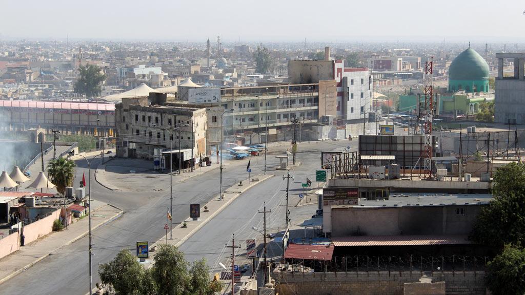 ISIS sniper kills Iraqi journalist in Kirkuk