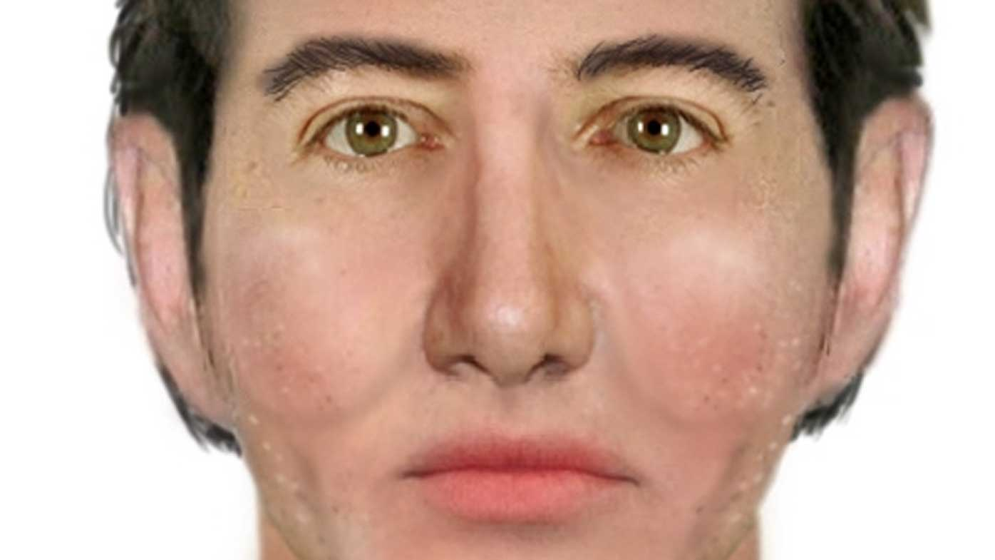 Man smelling of raw meat rubs Victorian woman