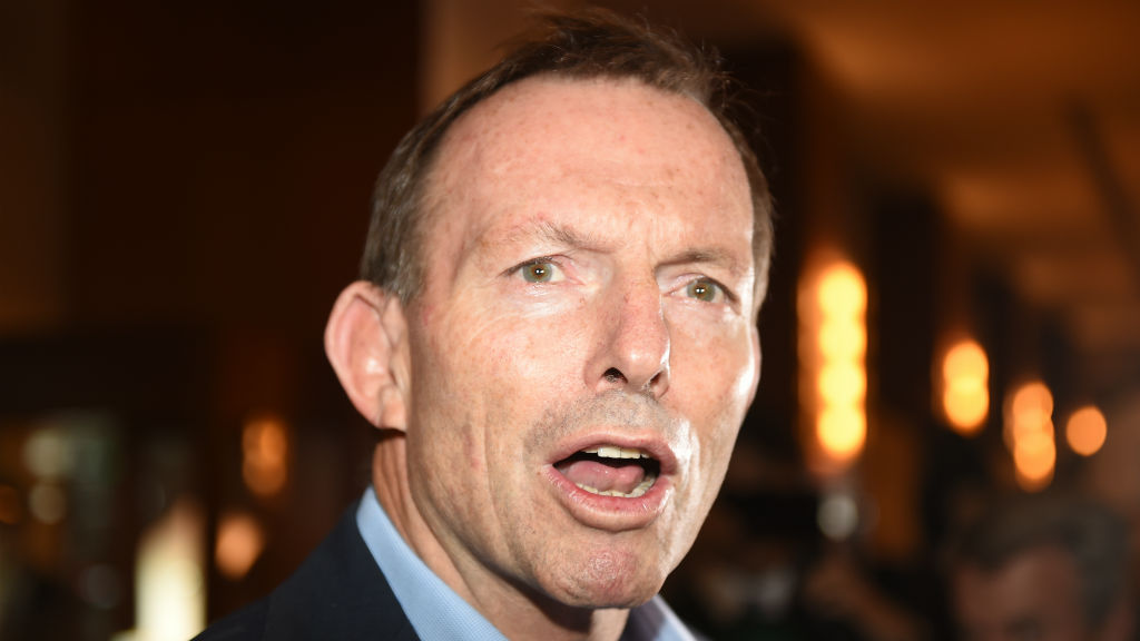 NSW Liberals state council rejects Tony Abbott's motion to reform party preselection