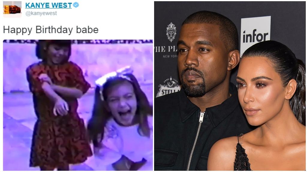 Kanye West gives Kim Kardashian birthday gift to remember