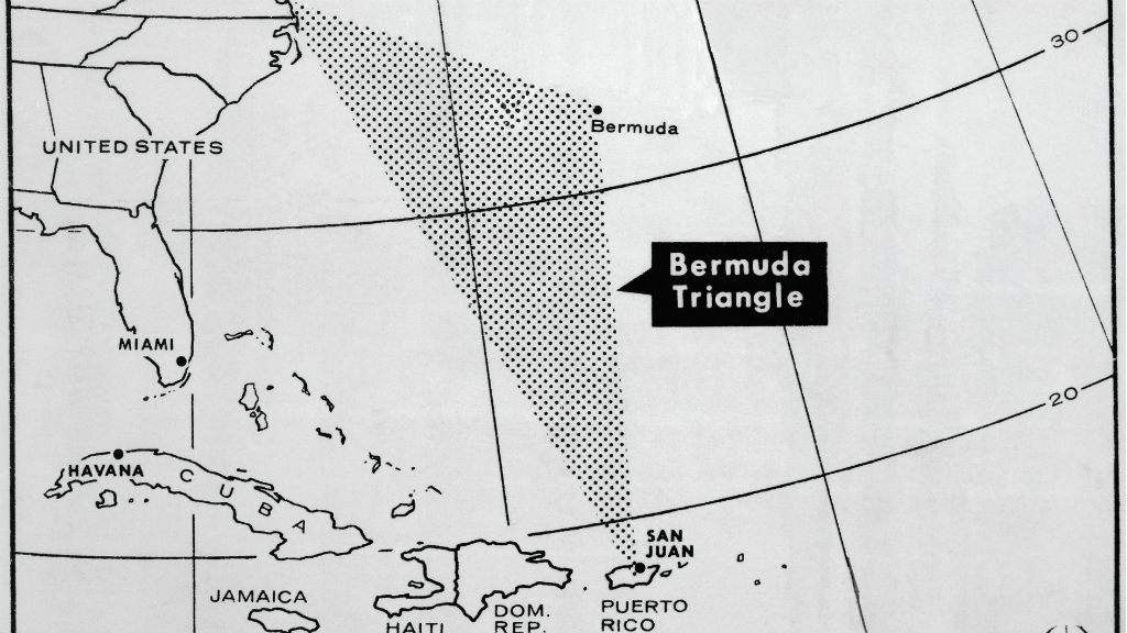 Scientists suggest possible solution to Bermuda Triangle mystery