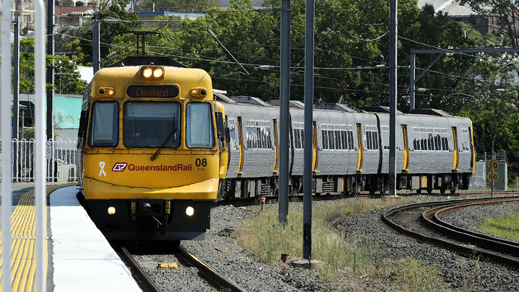 Driver shortage causes delays as Queensland Rail scales back timetable