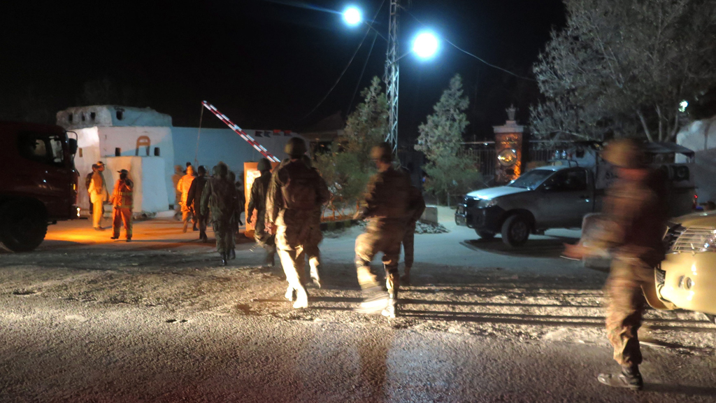 ISIS claims responsibility for attack that killed 62 at Pakistan police academy