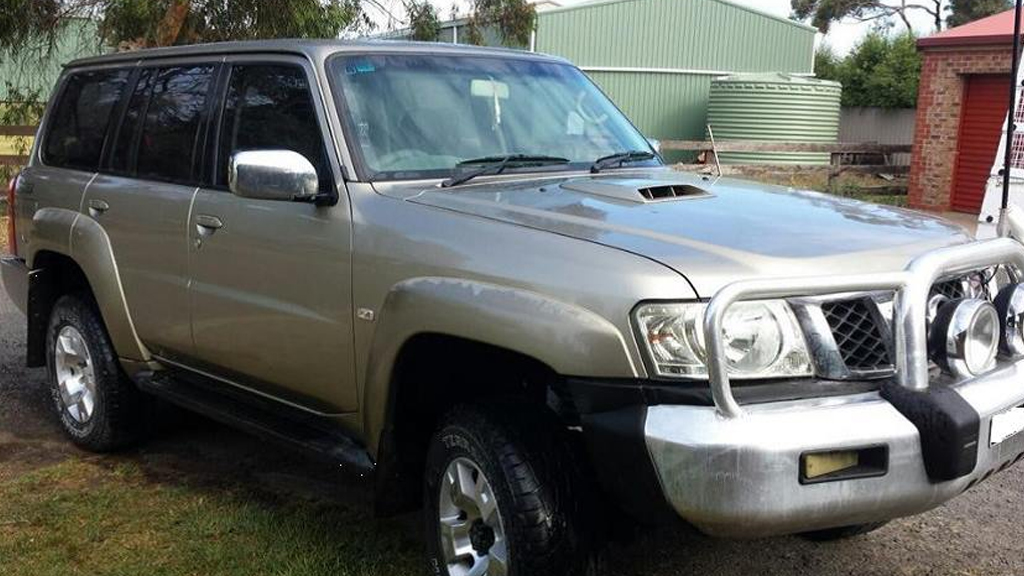 The missing couple were driving a Nissan Partol similar to the one pictured. (WA Police)