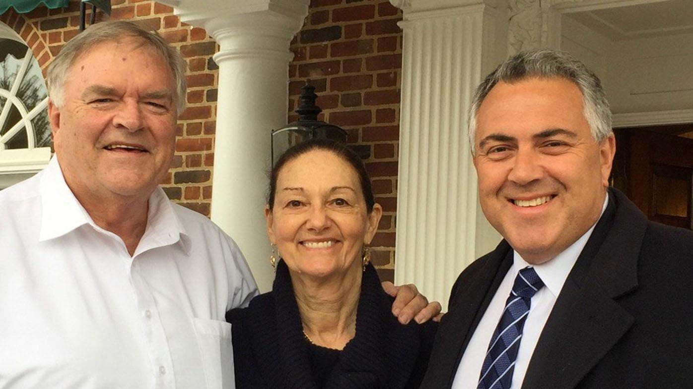 Kim Beazley slugged taxpayers more than $3k for case of Grange during time as US ambassador