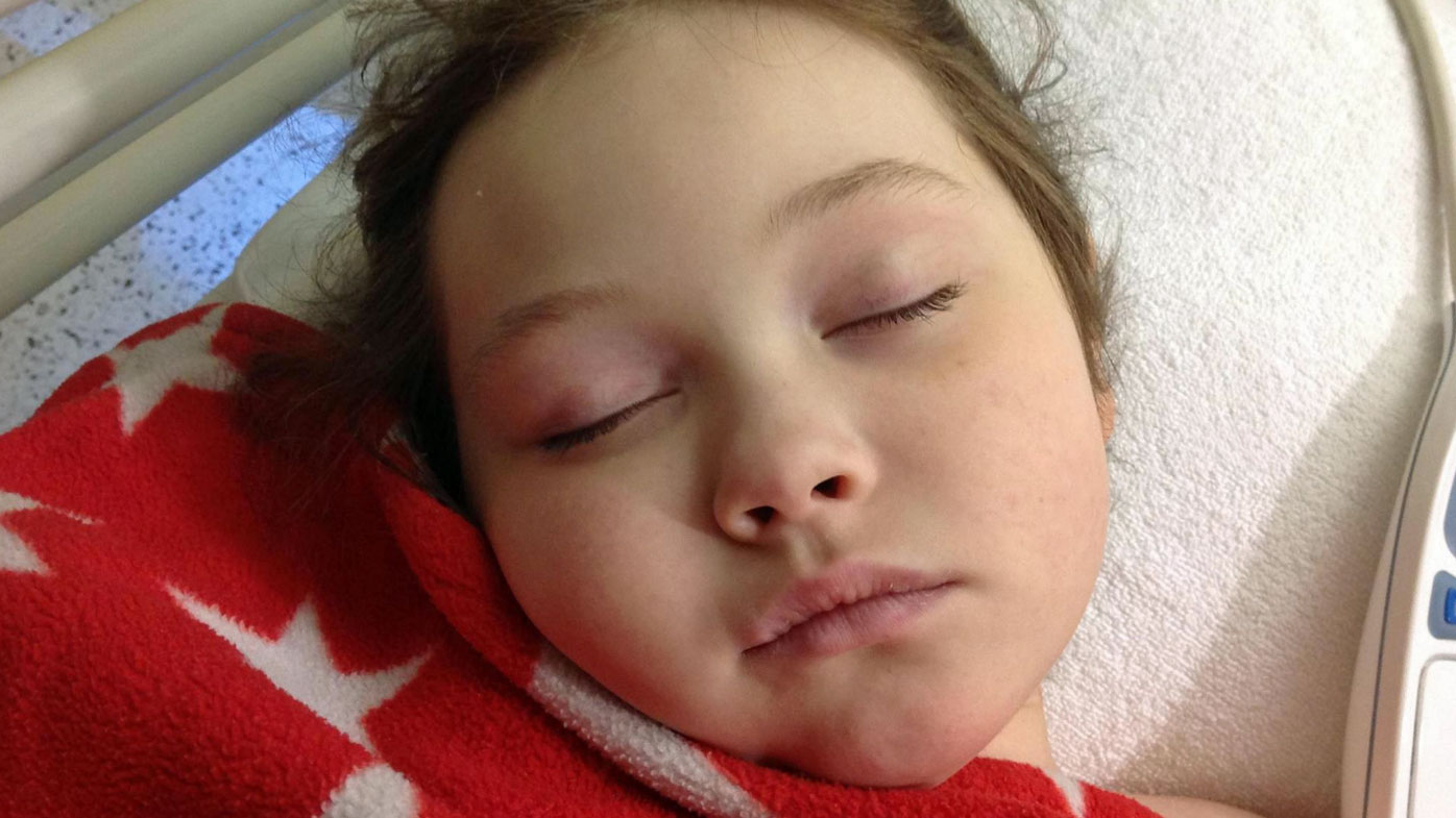 More than $260k raised for young Victorian girl with cancer