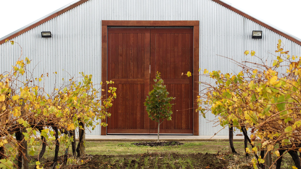 Barossa Valley cellar doors.