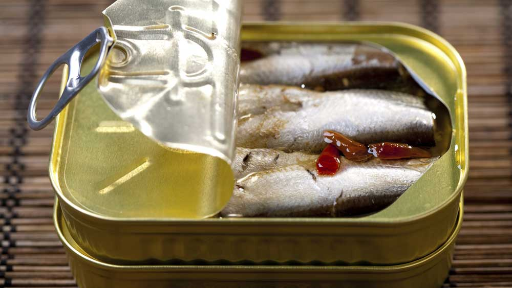 Why tinned fish are back in fashion