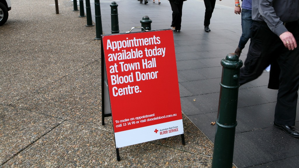 Red Cross data breach leaks information about 550,000 blood donors