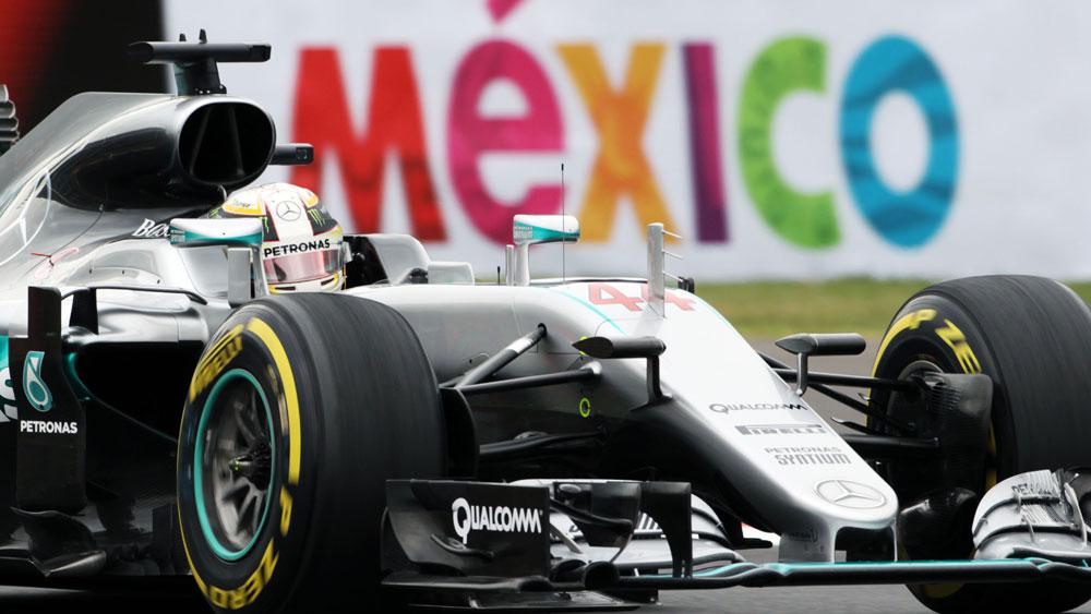 Lewis Hamilton.(AAP)