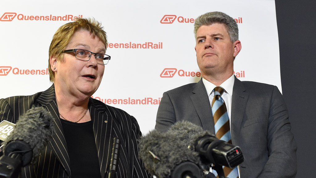 Queensland Rail executives spent two weeks in Europe prior to train crisis: report