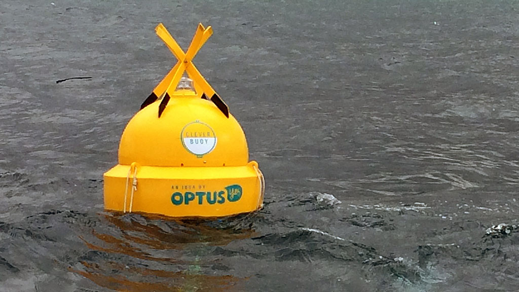New shark detection buoys to be trialled off of Port Stephens