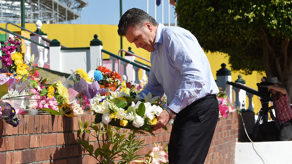 Experienced cop to lead Dreamworld healing