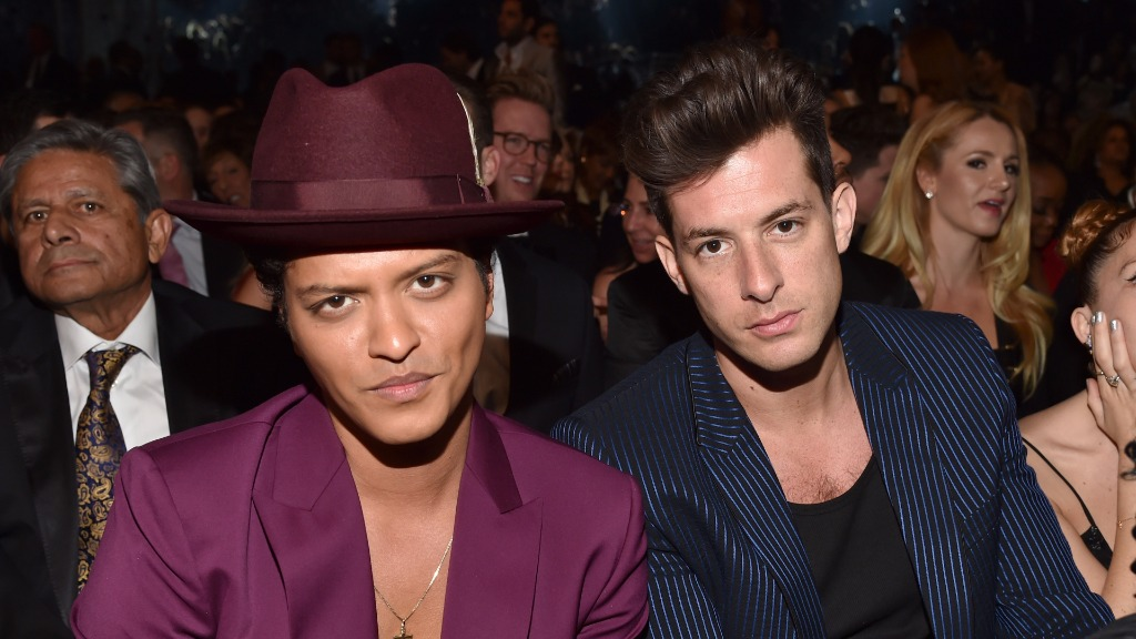 Bruno Mars and Mark Ronson reportedly sued over 'Uptown Funk'