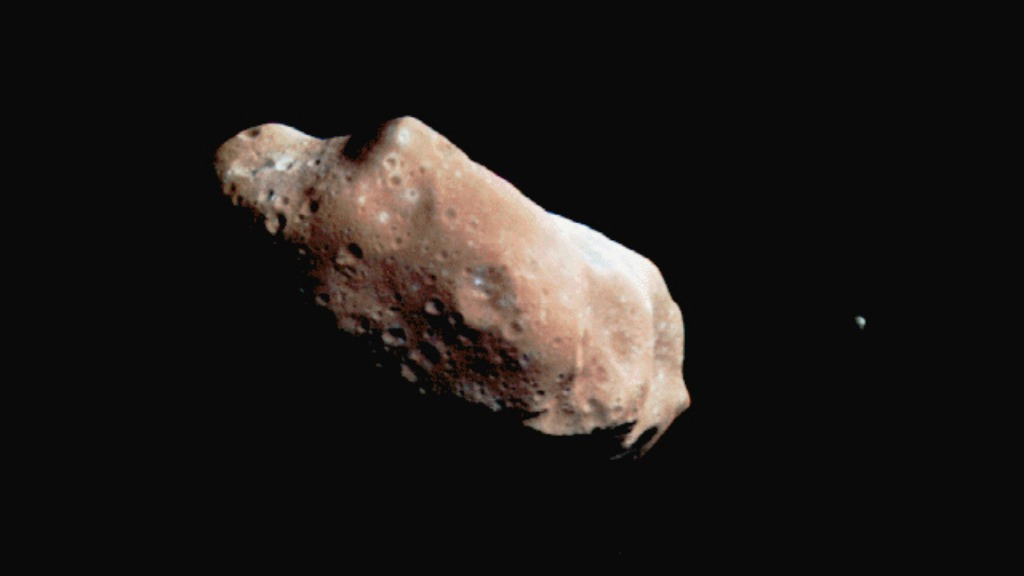 NASA's Intruder Alert system tracks incoming asteroid