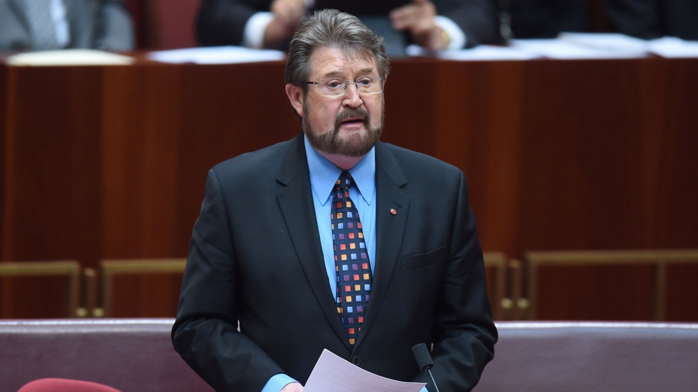 Hinch wants proof of Abbott citizenship