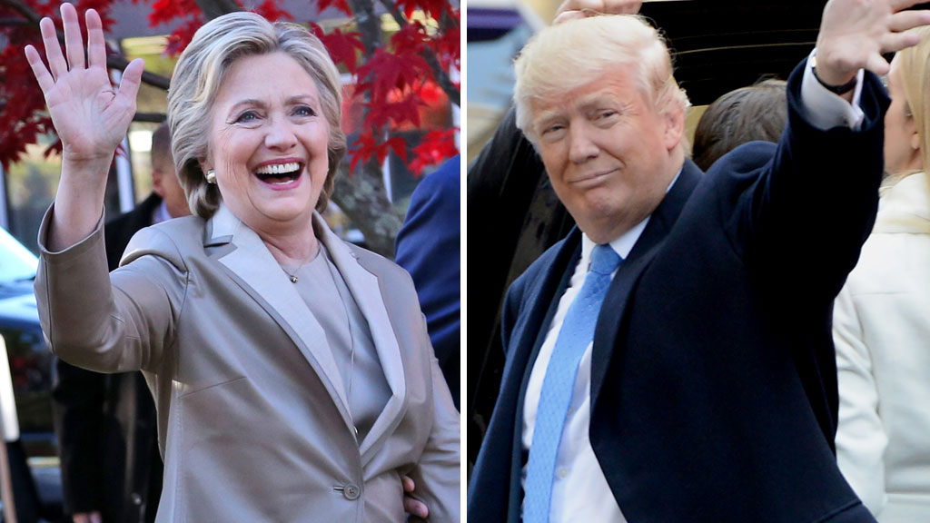 US presidential candidates spent $3b on campaign