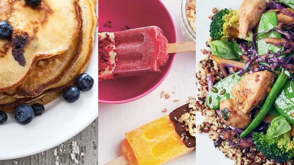Recipes of the week: protein pancakes, popsicles, stir-frys