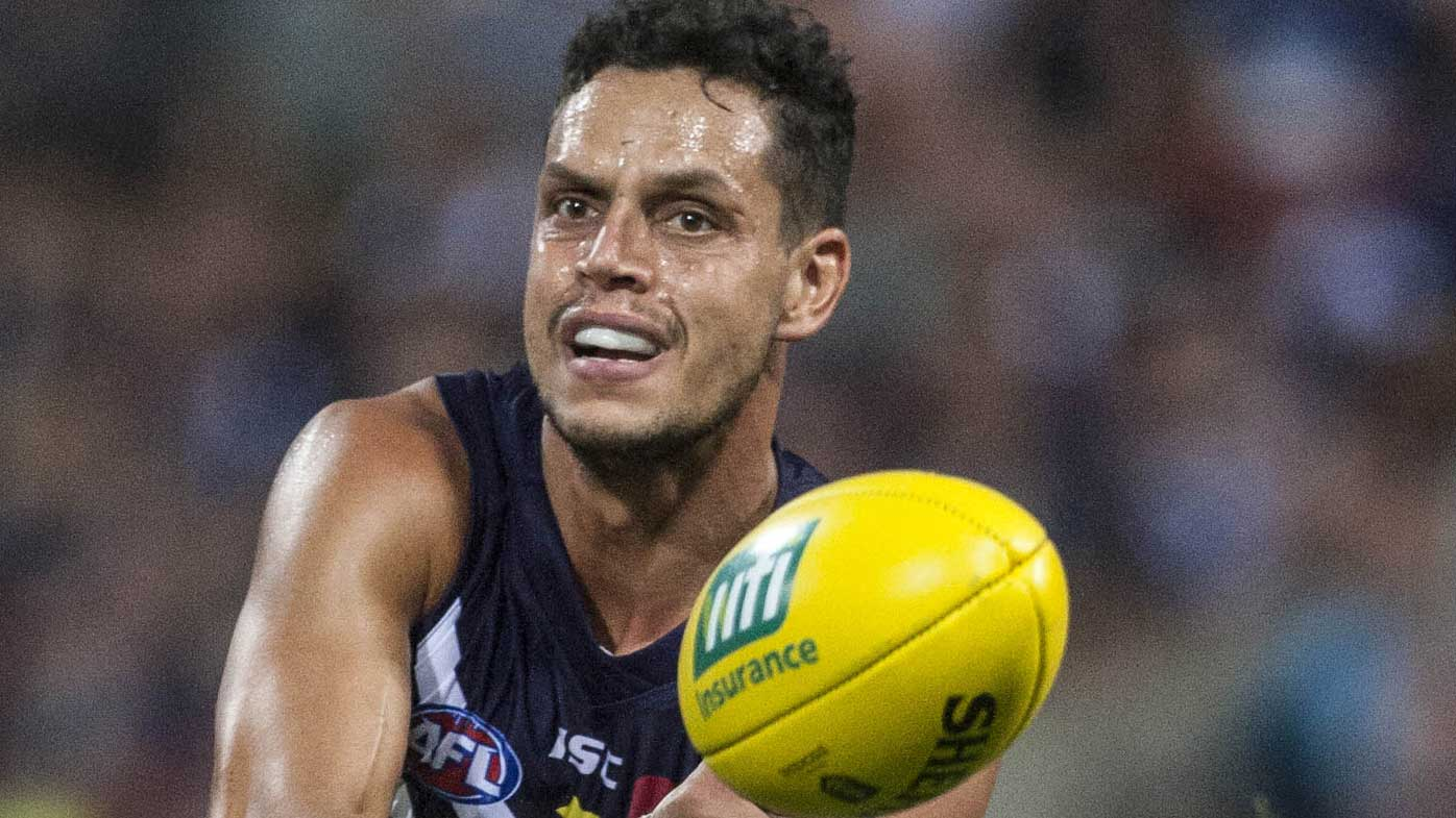 Dockers player charged with assault