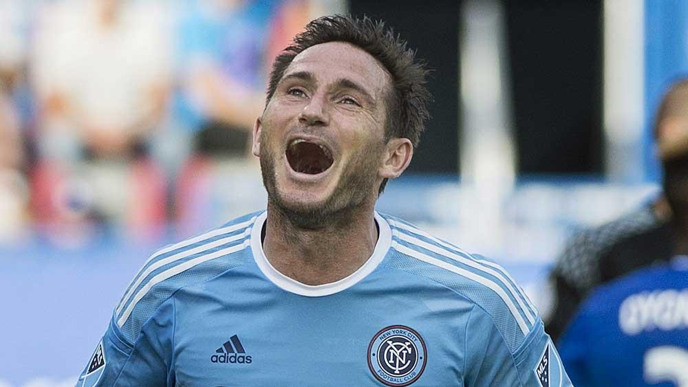 Frank Lampard. (AAP)
