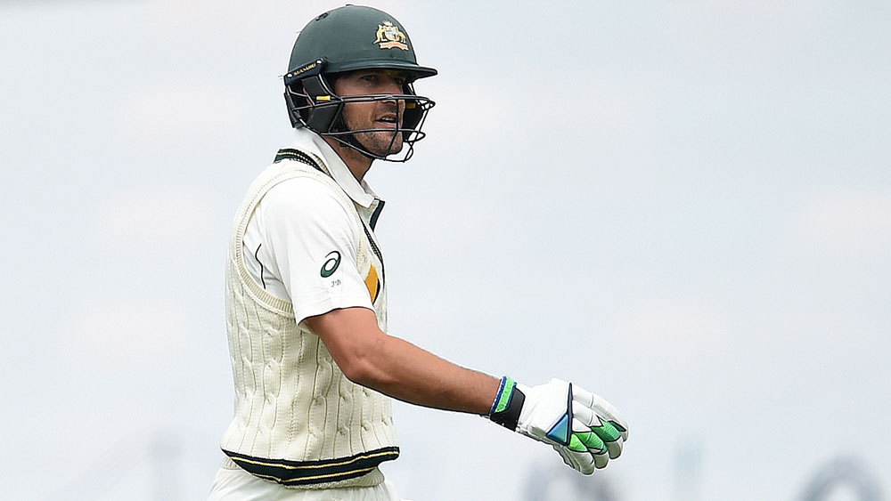 Test stars sent back to Sheffield Shield