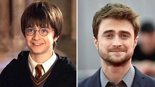 In pictures: Where are the cast of Harry Potter now?