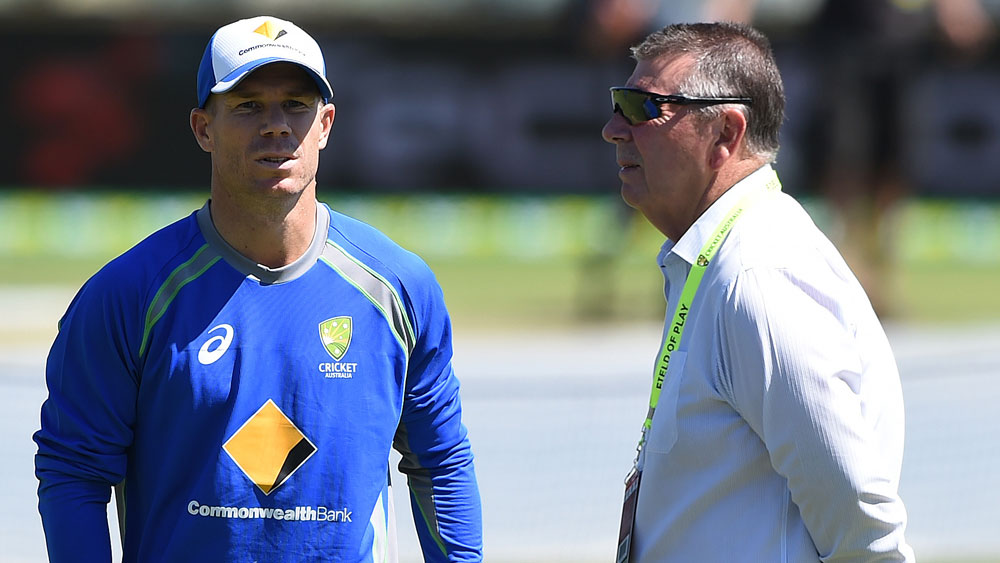 Rod Marsh quits as chairman of selectors