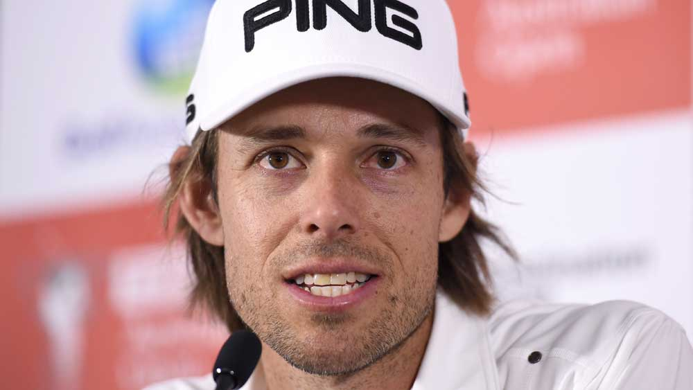 Aaron Baddeley believes he can reach the pinnacle of golf. (AAP)