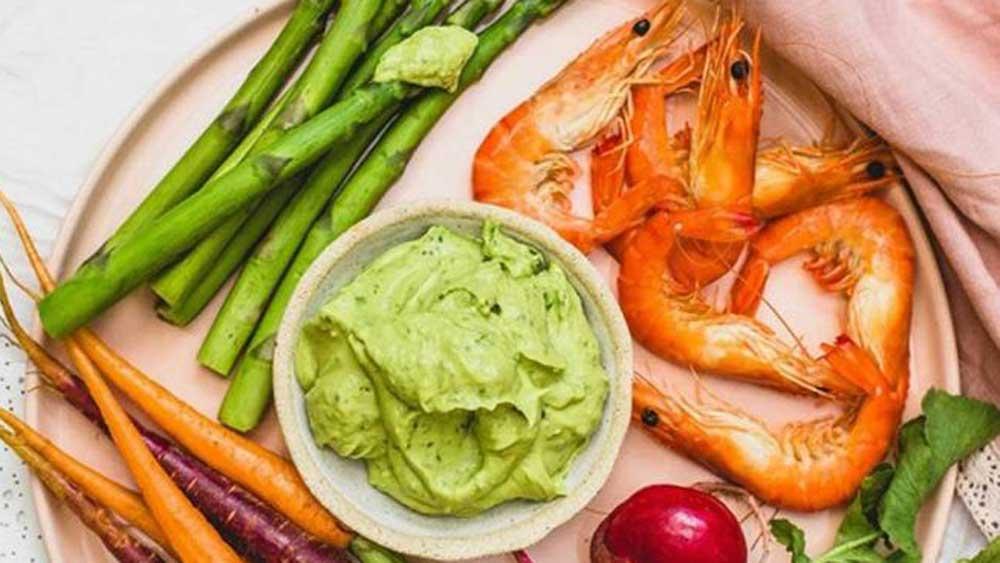 """<a href=""""http://kitchen.nine.com.au/2016/10/23/21/56/anthia-koullouros-velvety-avocado-dip"""" target=""""_top"""">Anthia Koullouros' velvety avocado dip</a>"""