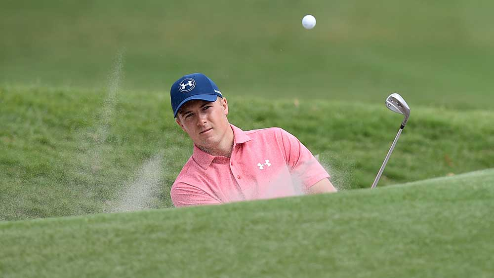 Spieth hoping to apply the blowtorch