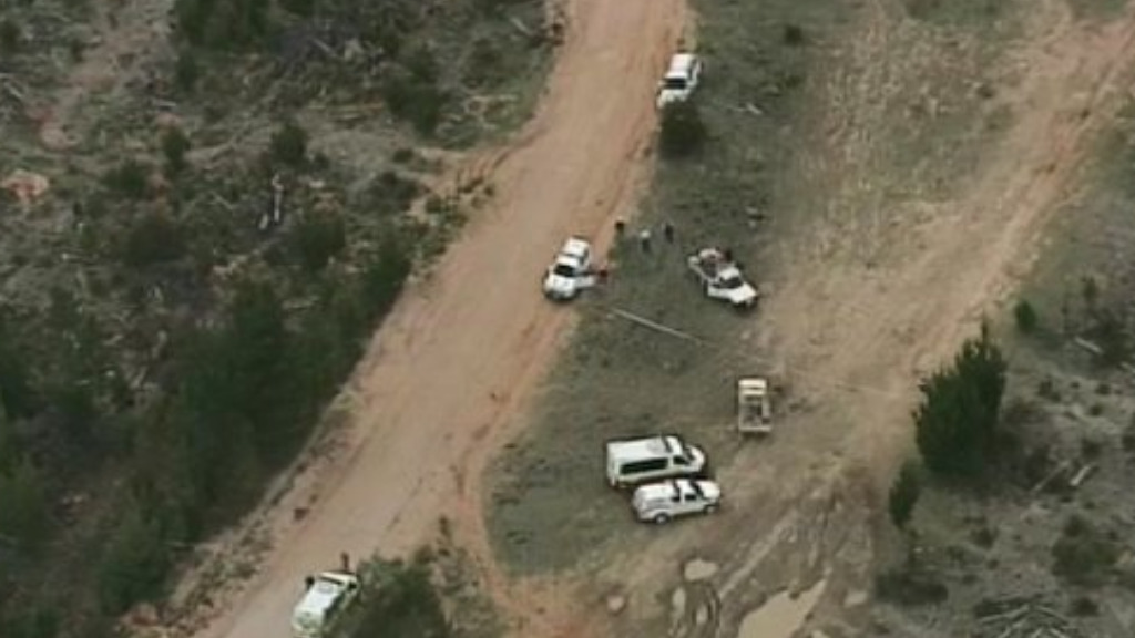 At least nine people have been injured after a ute rolled over in Central Tablelands, NSW. (9NEWS)