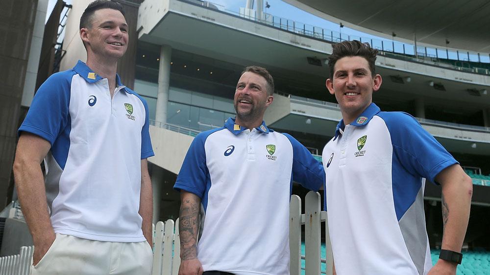 Six changes in Aussie Test squad