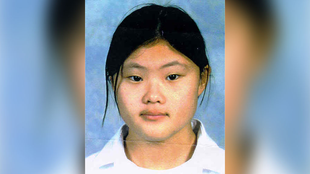 Quanne Diec went missing in July, 1998, when she left home for school. (NSW Police)